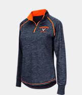 Women's Stadium Virginia Cavaliers College Bikram Quarter-Zip Shirt
