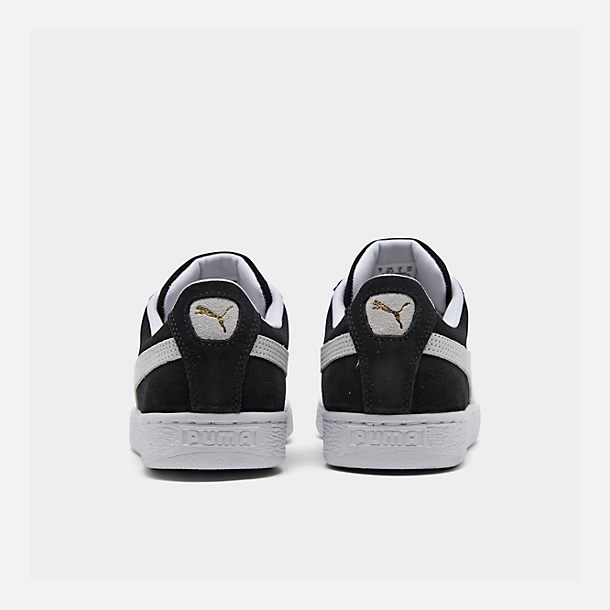 Left view of Men's Puma Suede Classic Casual Shoes in