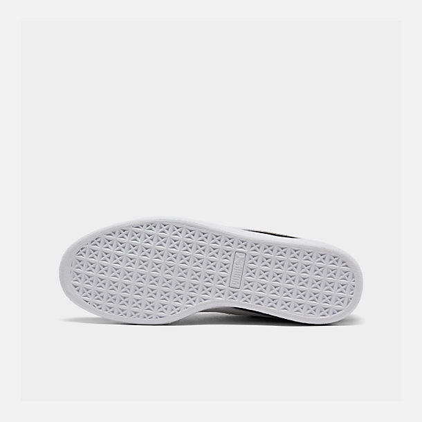 Bottom view of Men's Puma Suede Classic Casual Shoes in