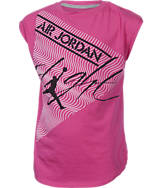 Girls' Jordan Flight Graphic T-Shirt