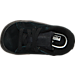 Top view of Boys' Toddler Puma Suede Casual Shoes in Black/Puma Silver