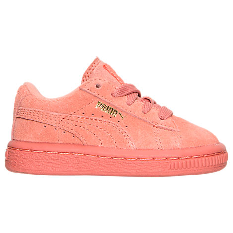 Girls' Toddler Puma Suede Casual Shoes