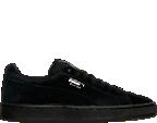 Boys' Grade School Puma Suede Casual Shoes