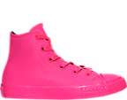 Girls' Preschool Converse Chuck High Casual Shoes