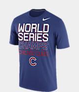 Men's Nike Chicago Cubs MLB World Series Championship Legend T-Shirt