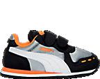 Boys' Toddler Puma Cabana Racer Mesh AC Running Shoes