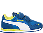 Boys' Toddler Puma Cabana Racer Mesh AC Wide Running Shoes
