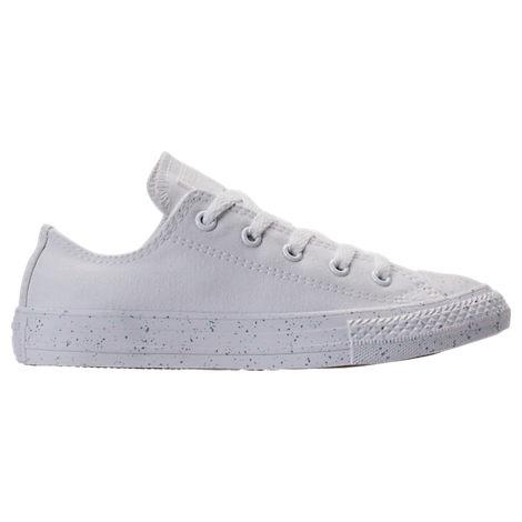Girls' Preschool Converse Chuck Taylor Ox Confetti Casual Shoes