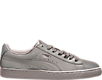 Men's Puma Basket Reflective Casual Shoes
