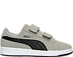 Boys' Toddler Puma Smash Buck AC Casual Shoes