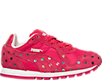 Girls' Preschool Puma ST Runner Dotfetti Casual Shoes
