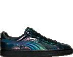 Women's Puma Basket Deep Summer Casual Shoes