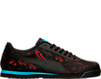 Men's Puma Roma TK Graphic Casual Shoes