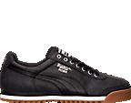 Men's Puma Roma Waxed Denim CITI Casual Shoes