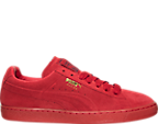 Men's Puma Suede Classic Iced Mono Casual Shoes