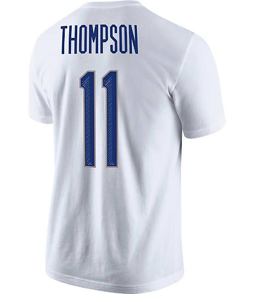 Men's Nike USA Basketball 2016 Klay Thompson Name and Number T-Shirt