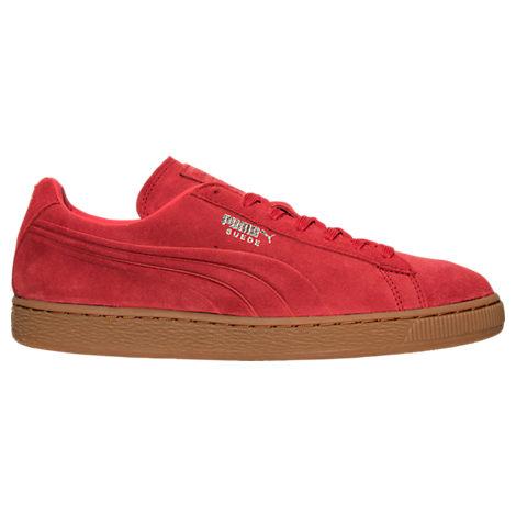Men's Puma Suede Emboss Classic Casual Shoes