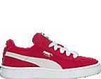 Boys' Preschool Puma Suede Casual Shoes