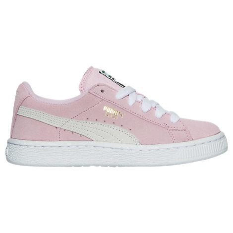 Girls' Preschool Puma Suede Casual Shoes