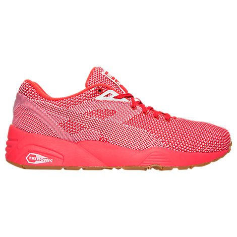 Men's Puma R698 Knit Mesh Casual Shoes