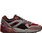 Men's Puma R698 Knit Mesh Splatter Casual Shoes