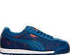 Men's Puma Roma Engineer Camo Casual Shoes