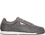Men's Puma Roma Engineer Camo Casual Shoes