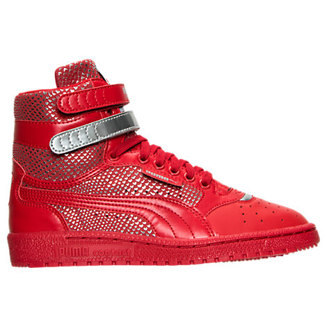 Women's Puma Sky II Hi Future Minimal Casual Shoes