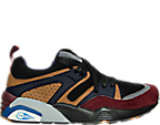 Men's Puma Blaze Of Glory Street Dark Casual Shoes