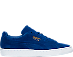 Men's Puma Suede Classic Debossed Casual Shoes