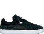 Women's Puma Suede Elemental Casual Shoes
