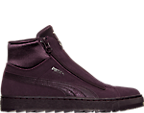 Women's Puma Suede Mid Casual Shoes