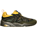Right view of Men's Puma Blaze of Glory Camping Casual Shoes in Olive/Gold/Brown