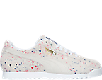 Men's Puma Roma S Splatter Casual Shoes