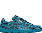 Men's Puma Suede Camo Casual Shoes