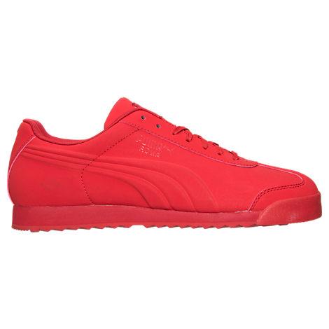Men's Puma Roma Mono Emboss Casual Shoes