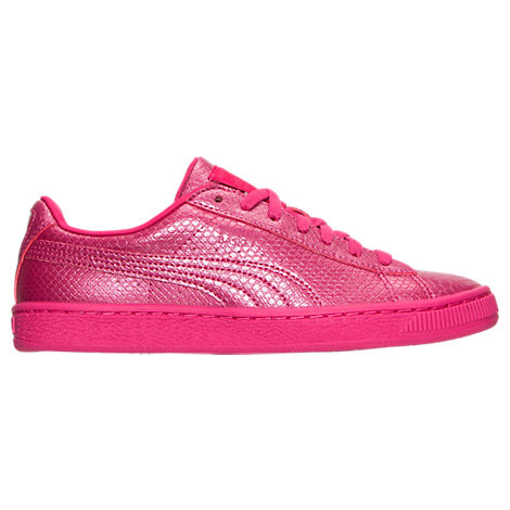 Women's Puma Basket Future Minimal Casual Shoes