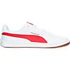 color variant Puma White/Barbados Cherry