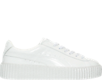 Women's Puma Fenty x Rihanna Basket Creepers Glo Casual Shoes
