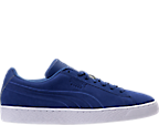 Men's Puma Suede Emboss Classic Casual Shoes