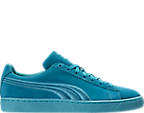 Men's Puma Suede Classic Badge Casual Shoes