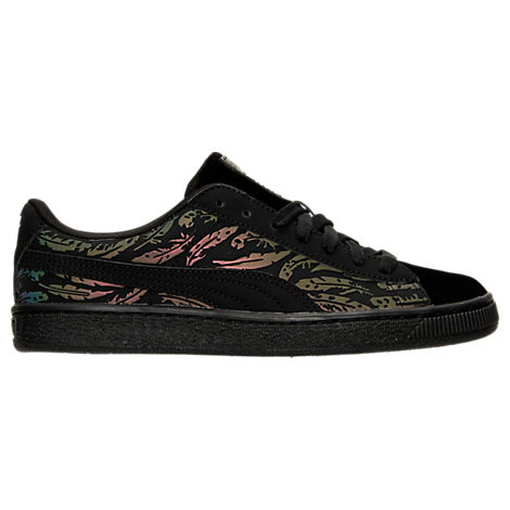 Women's Puma Basket Swan Casual Shoes
