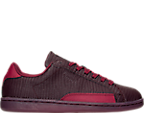 Men's Puma Match Emboss Leather Casual Shoes