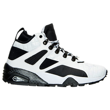 Men's Puma Blaze of Glory Sock Boot Quilted Casual Shoes
