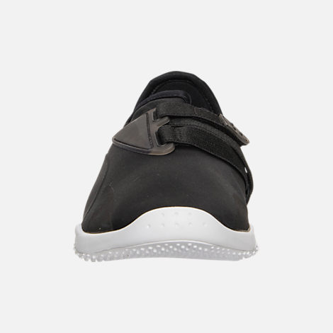 Front view of Women's Puma Mostro Casual Shoes in Puma Black/Puma Black