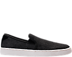 Men's Puma Basket Classic Denim Slip-On Shoes