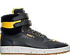 Men's Puma Sky II Hi Black History Month Casual Shoes