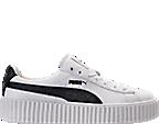 Women's Puma Fenty x Rihanna Suede Creeper Casual Shoes