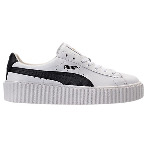 Women's Puma Fenty x Rihanna Suede Creeper Casual Shoes