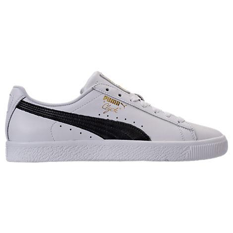Men's Puma Clyde Core L Foil Casual Shoes